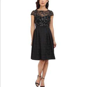 Adrianna Pappell Midi Dress